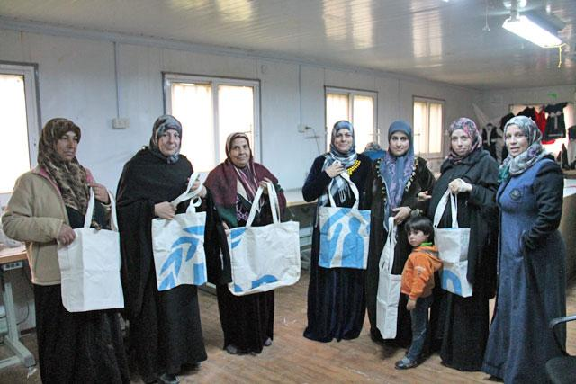 Zaatari Women Upcycle Project